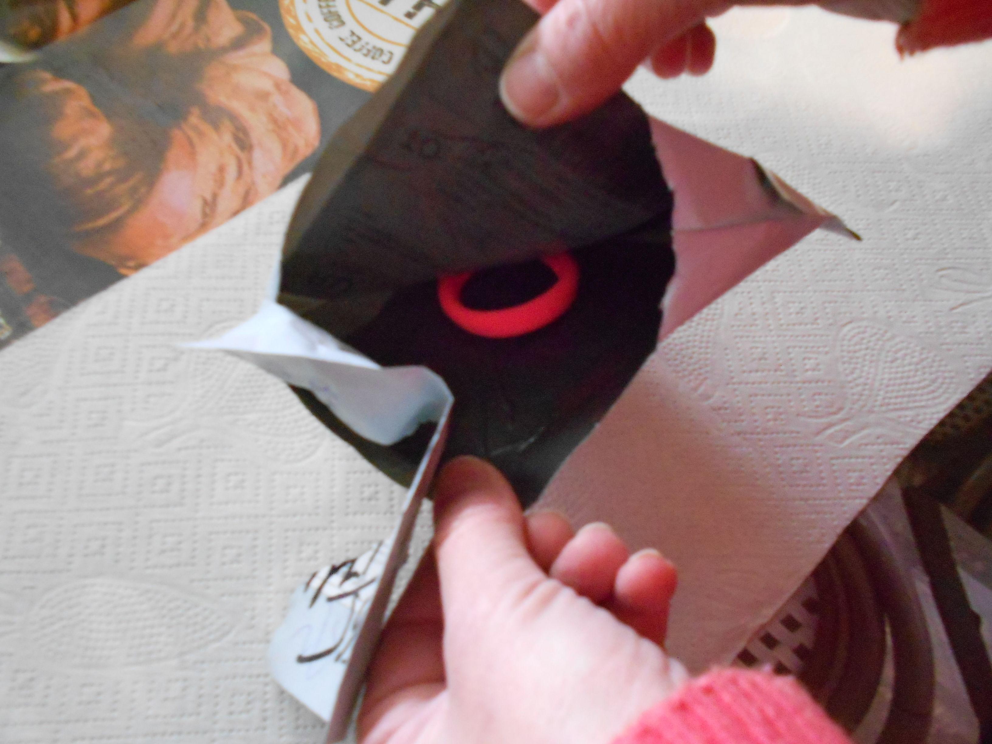 резинка в конверте